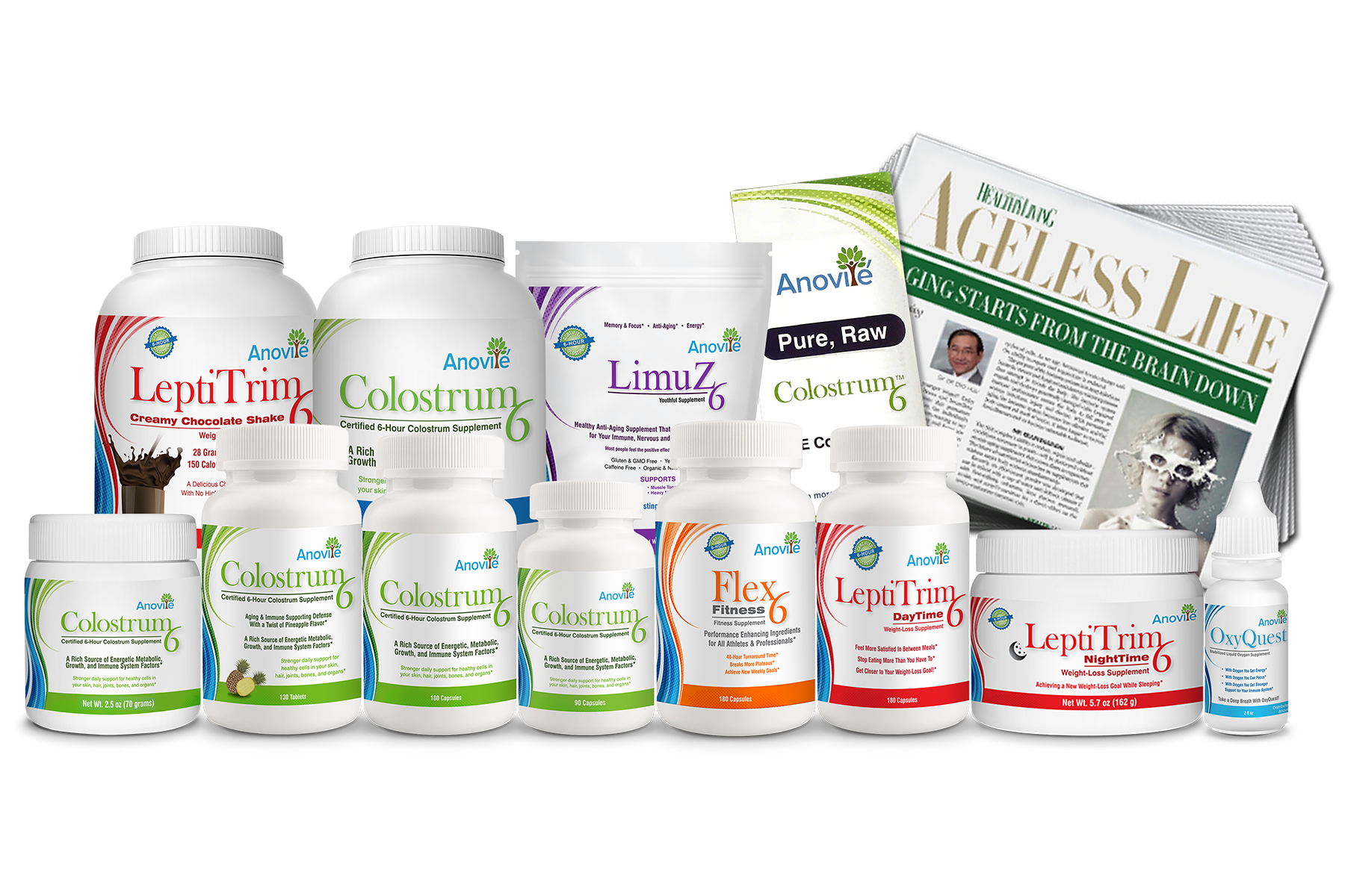 Total Health Pack